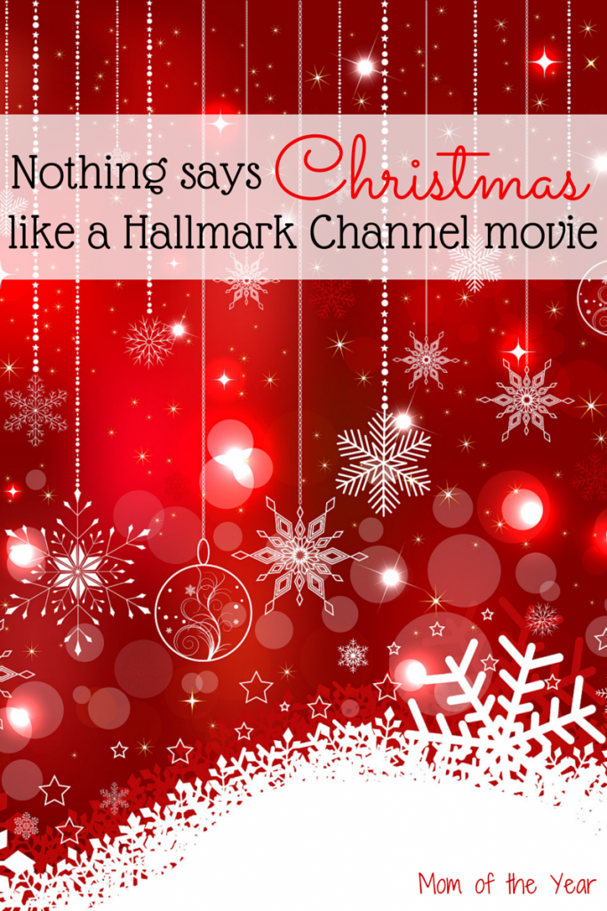 Nothing says Christmas like a Hallmark Channel movie. Cuddle up and catch these flicks for some cozy family time! Bring the wrapping paper to multi-task!