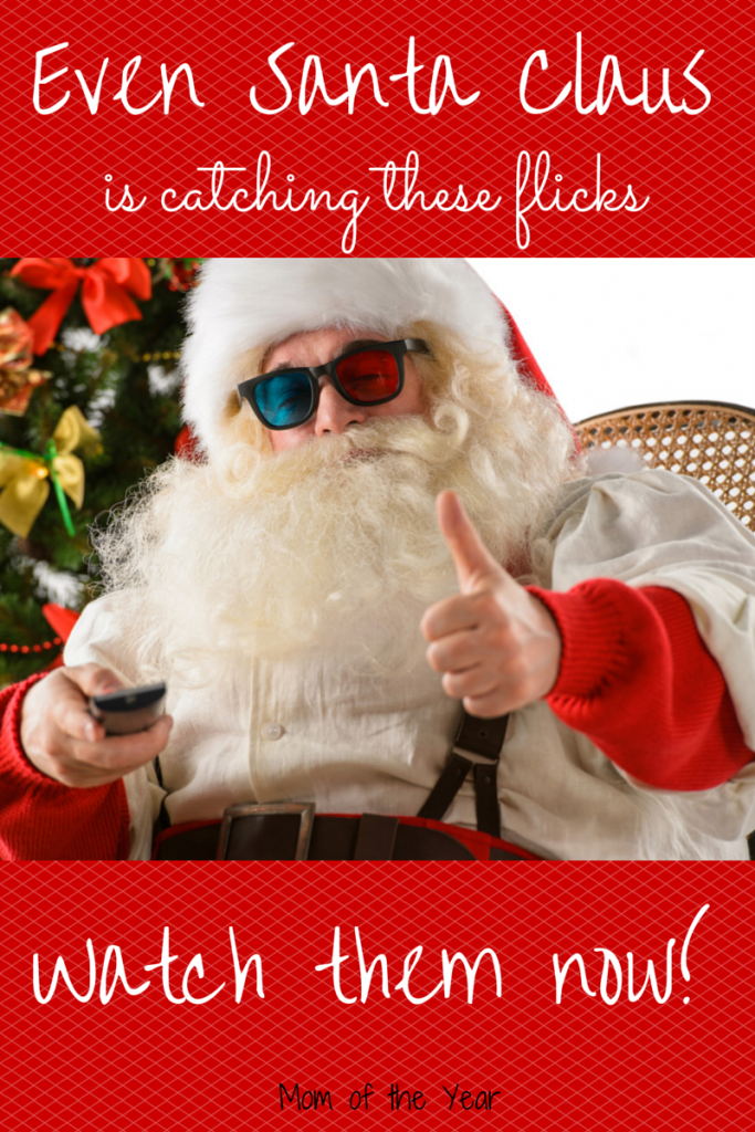 No really, even Santa Claus is tuning in--watch these Christmas movies now! And enjoy :)