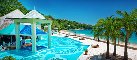 Sandals tropical retreat resort @meredithspidel