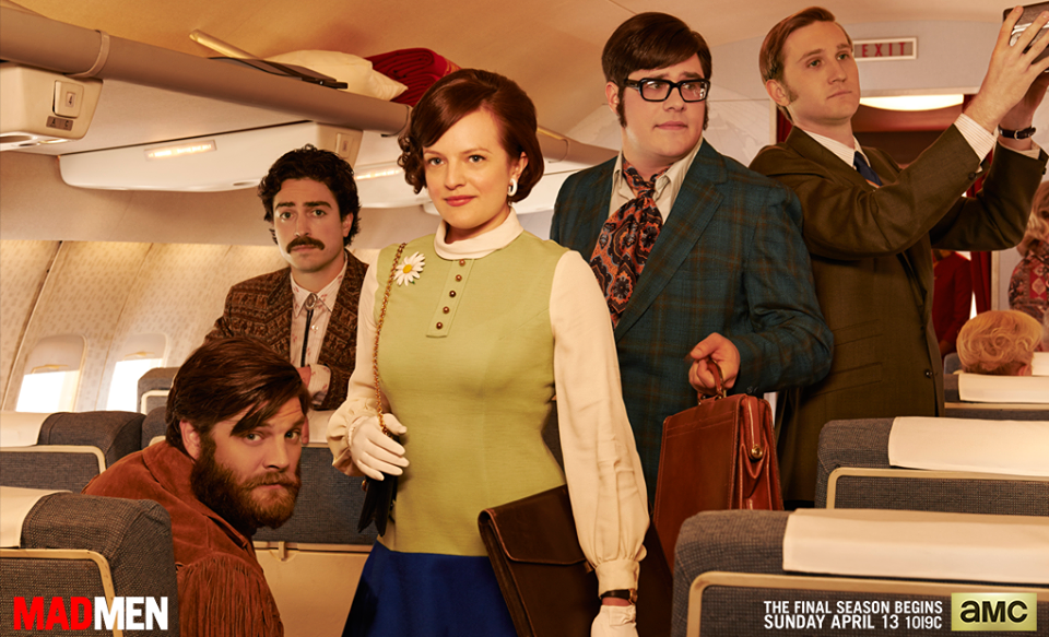 Source Can't promise to be Peggy Olson and I'm not backed by the Dream Team, but we'll get the job done.