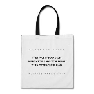 Tote this gem to your next book club and be the hit of the party!