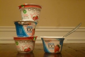 Yoplait vs. Chobani #tasteoff @meredithspidel