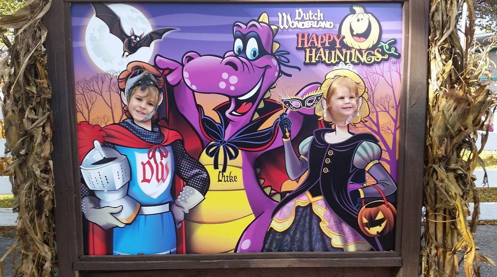 Dutch Wonderland Happy Hauntings @meredithspidel