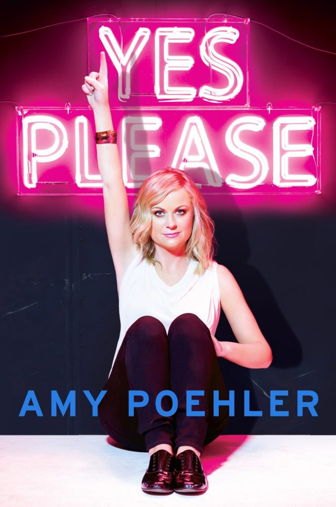 Check out this hot new book with us! Who doesn't love Amy Poehler? We can't wait to read her latest work!
