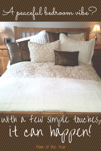 The Bedroom Makeover