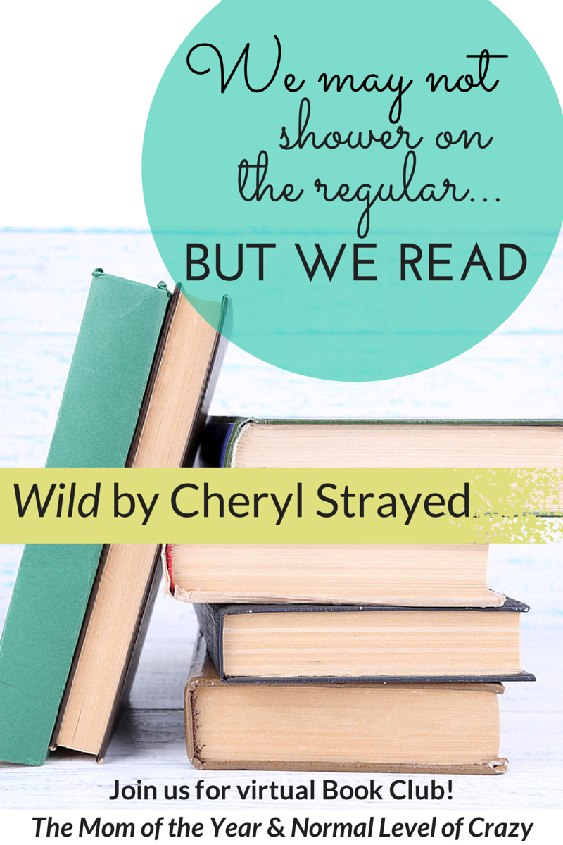 There is so much in this book! Join our virtual book club as we explore all the elements of Wild by Cheryl Strayed.
