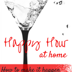 The Homey Happy Hour