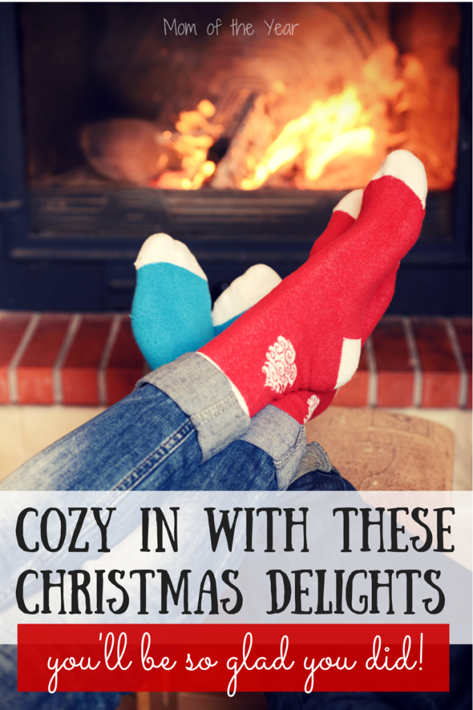 Christmas is full of cozy delights. Check these out and find a few perfect excuses to snuggle up by the fire!