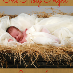 One Holy Night Long Ago…