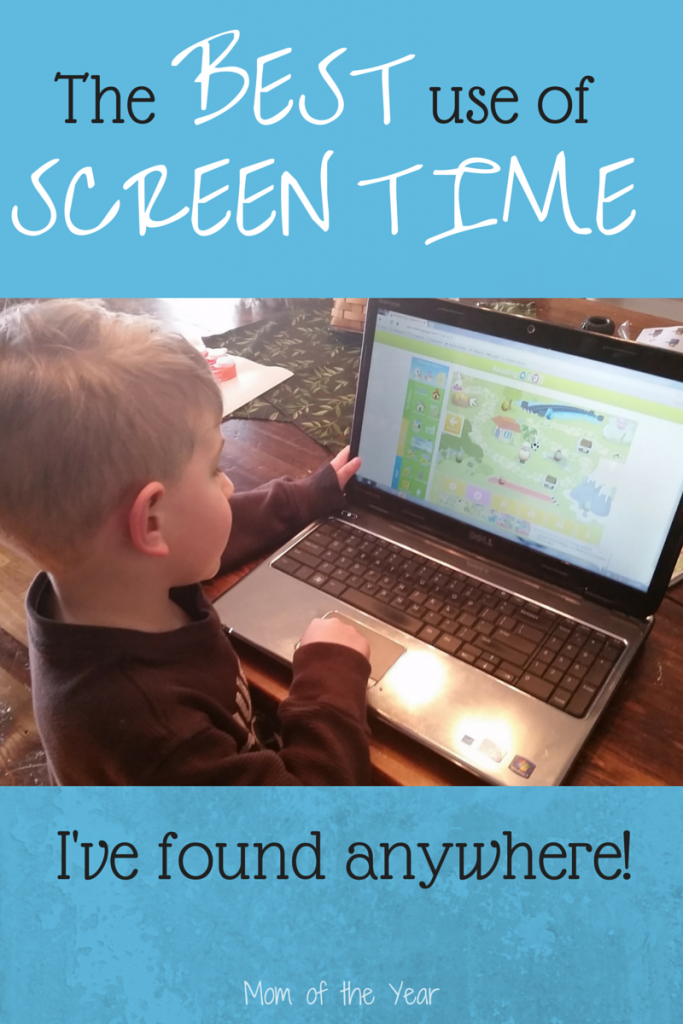 We are so wowed by this new site! My son loves it and he is LEARNING to read like mad. Check it out now--you'll be so glad you did!