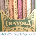 The Crayola Experience Colors Their World