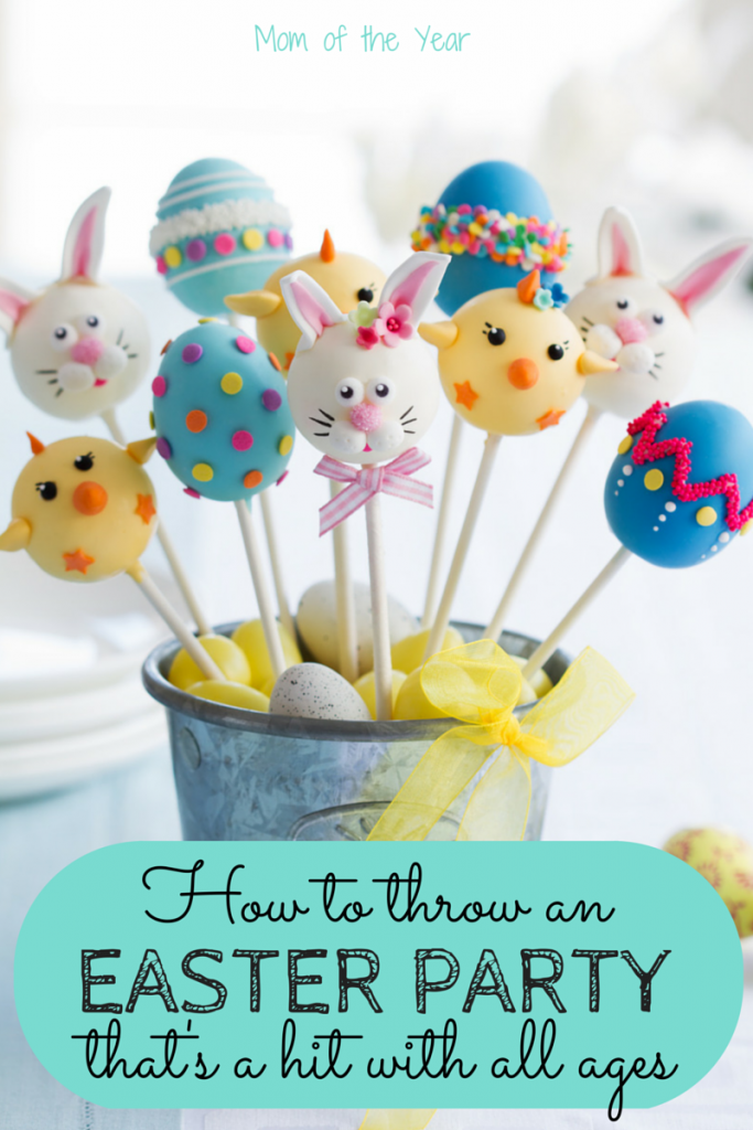 Easter is such a fun time to celebrate spring, egg hunts, Easter bunnies, flowers, chicks and all the pretty sweet things of a new beginning! Here are some tricks to throwing a boss Easter party--one that will please adults and kids alike! Get your Spring party on, friends!