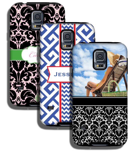 Looking for the perfect phone case? These tough, uber-customizable options are the way to go! Score the perfect cell phone case for yourself or someone on your list with this code for HALF OFF!