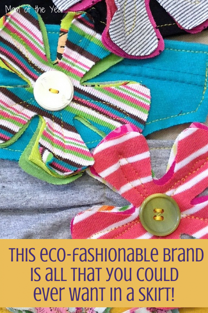 These sweet eco-friendly duds from Elisabethan are the PERFECT Mother's Day or teacher gifts. But, let's be honest, at this level of adorableness, I want these skirts, tunics, scarves and headbands for myself! Score some NOW!