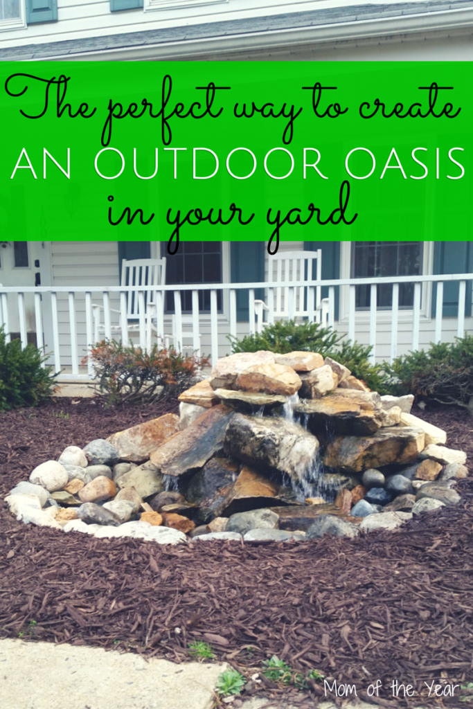 Creating a space of calm and serenity in your yard is easier than it sounds! Check out this easy help to make the soothing happen in your yard!