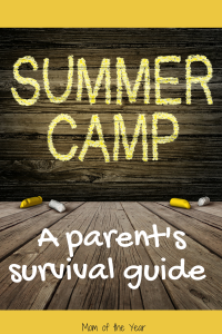 First Time Camper Survival Guide