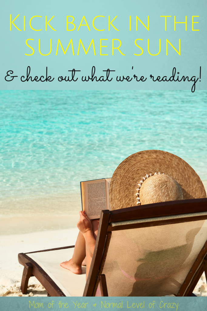 Kick back in the summer sun and read with us! We love to read and we love to share it with you through our virtual book club! Open to anyone--and we love it if you show up in your pajamas. Get comfy, get cozy, and read along with some great finds with us! This month's pick is especially blowing us away!