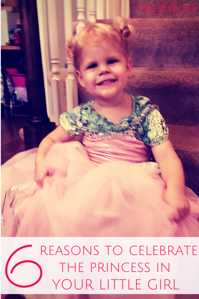 Little girls love their princesses and here are some solid reasons to celebrate this! Enjoying the fancy is a blessing in this life and here's why.