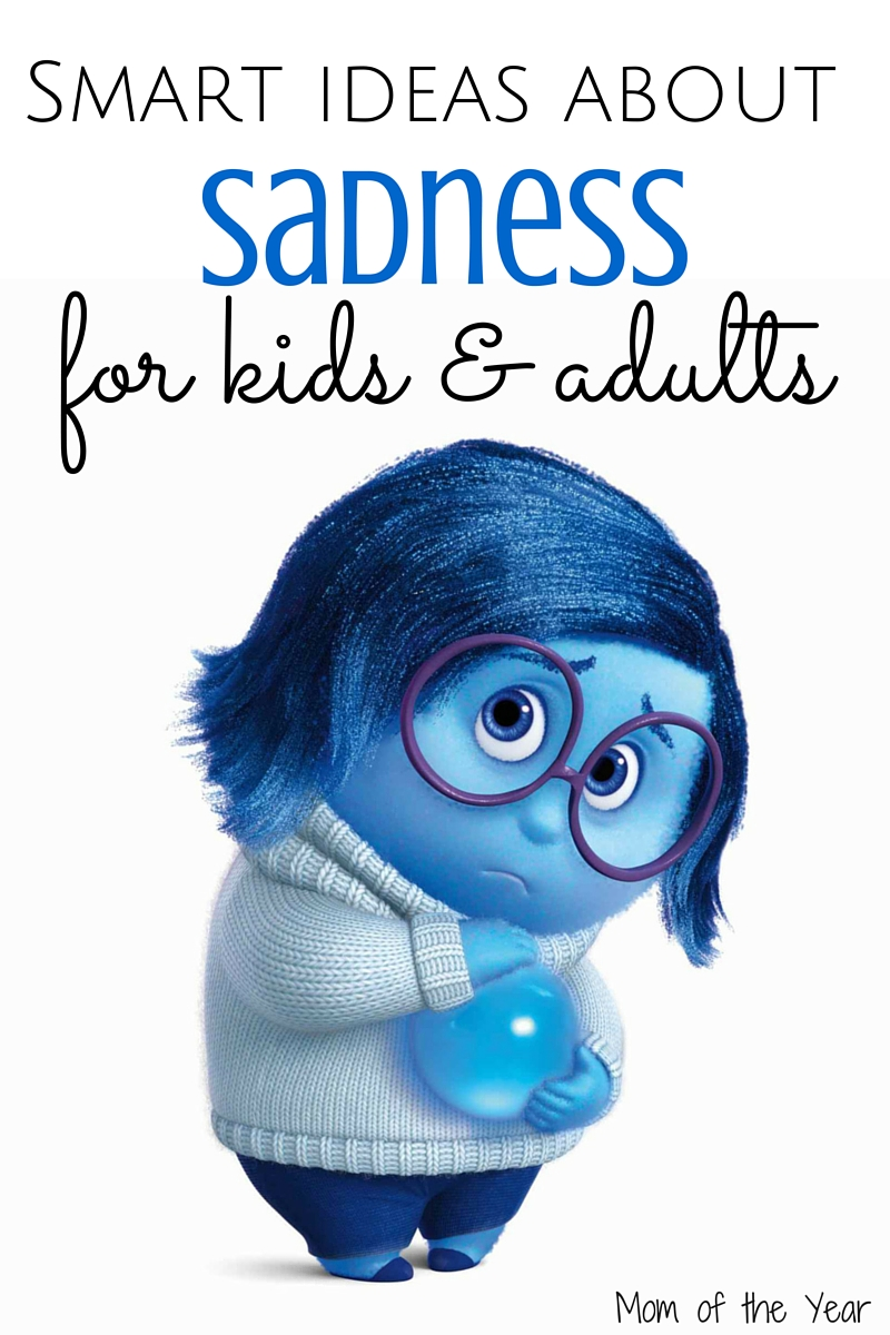 Sad feelings can be uncomfortable and too often, we don't know we know what to do with them. Here are some smart guidelines to handling your kids' emotions--and your own. Time to start feeling good--about EVERYTHING you're feeling!