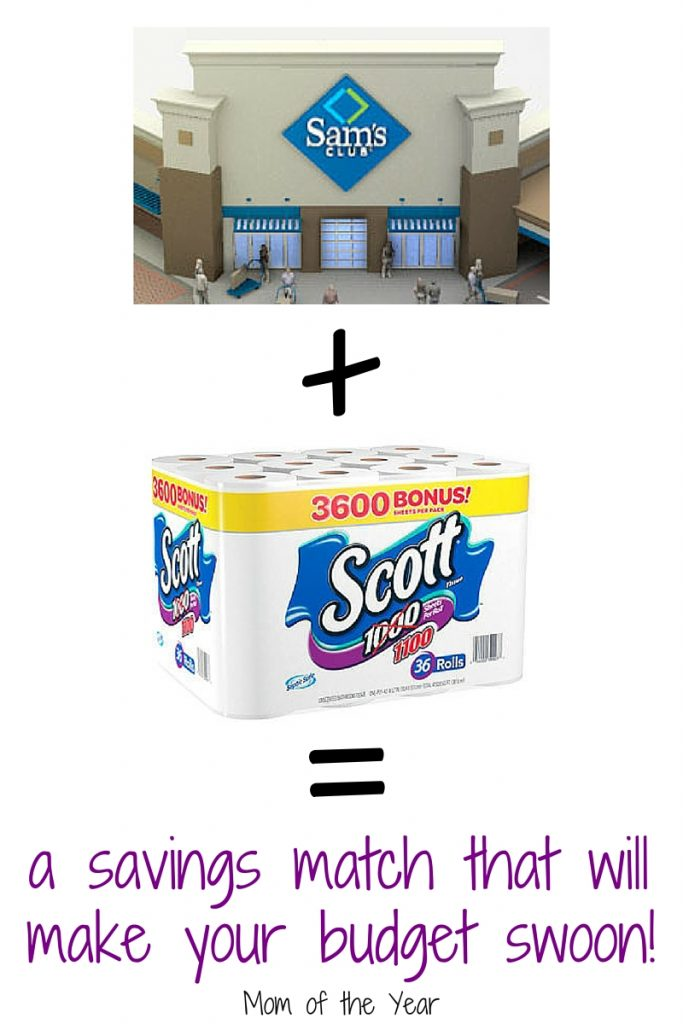 I'm a sold-out goner for this brand of toilet paper. Long-lasting, super-value, budget-friendly bargain find that works well for the whole family while saving you a bunch of money. Plus, with this sweet exclusive deal, you'll be running to change the bath tissue roll a lot less often! A total win!