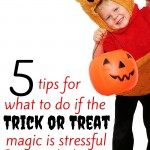 Trick-or-Treating with Autism