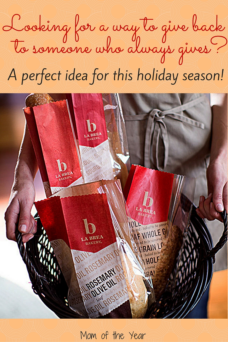 Looking for a social good company to support this holiday season? I love the work La Brea Bakery is doing to serve others and honor the people who care for others during the holidays. Who is your Thanksgiving Hero? Go honor them and surprise them with this very cool recognition of their service!
