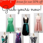 Give and Get With Fashionable Finds!