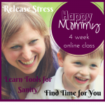 How to Be a Happy Mommy