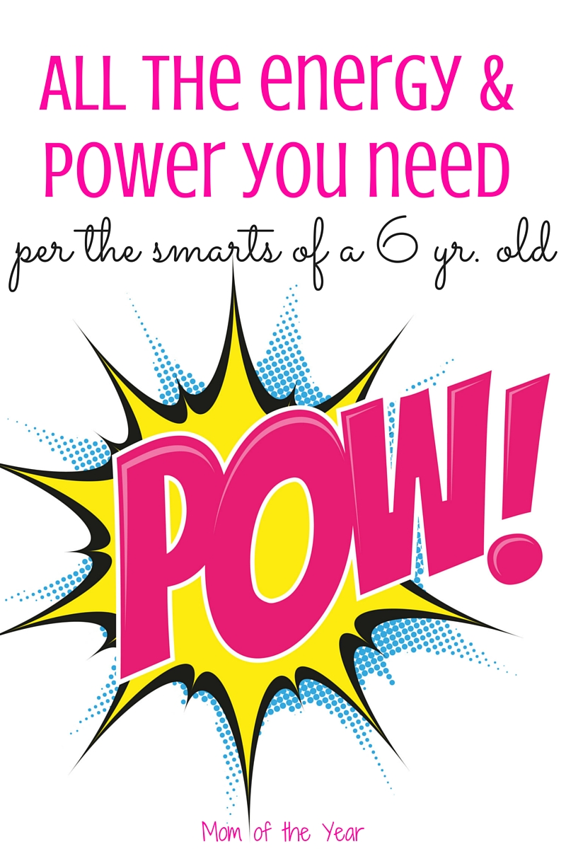Kids teach us things EVERY SINGLE DAY! Low on energy? Needing a powerful boost? Check this smart idea from my son and never look back! It makes such a difference in our day-to-day, I can't believe it! Proof we should listen to those kiddos more ;)