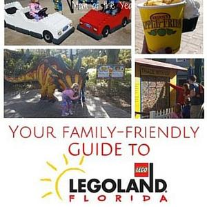 Legoland:Your Family's Dream-Come-True Vacation