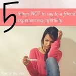 How to Love a Friend Through the Loss of Infertility