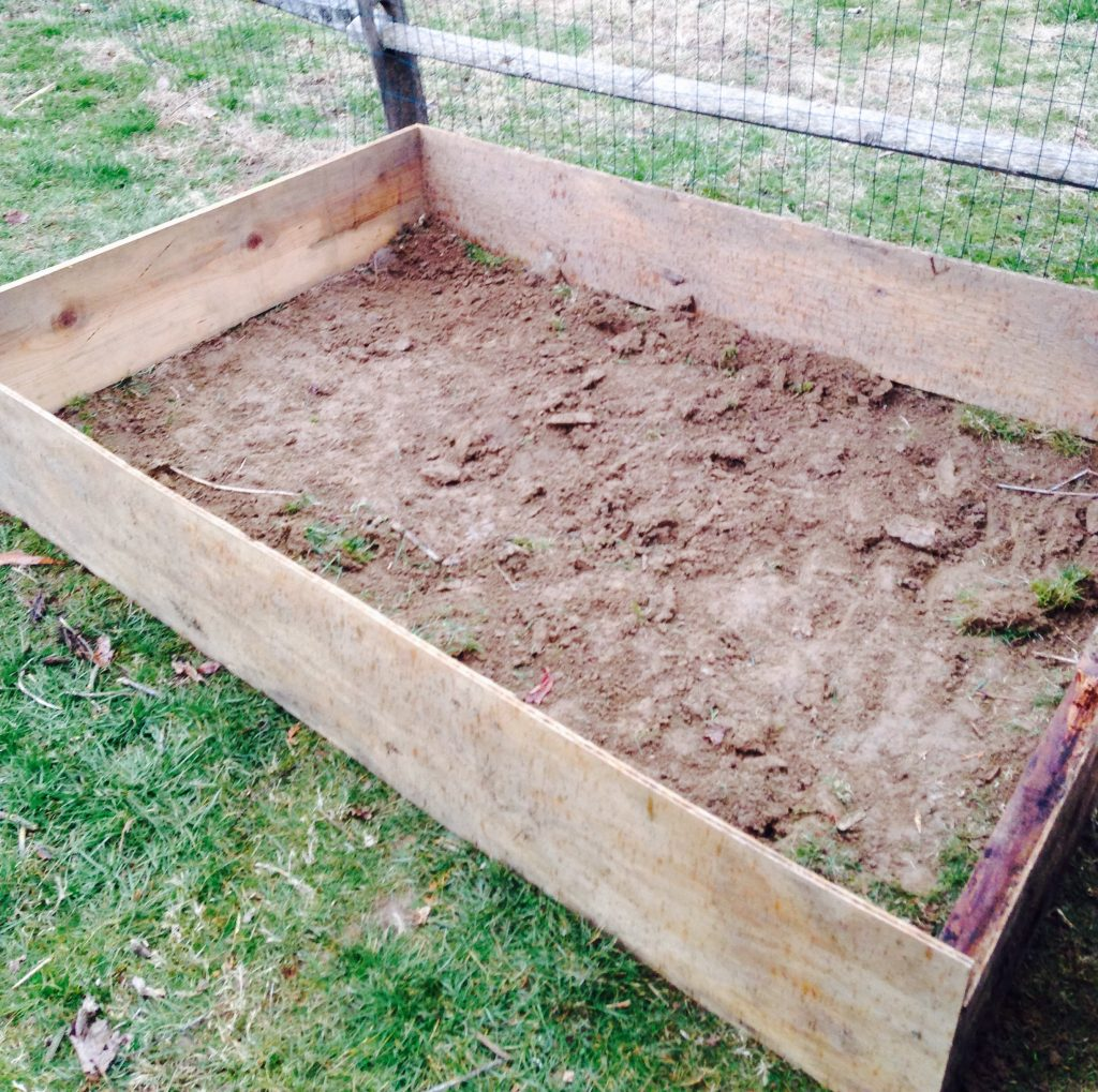 wanting to build a raised garden bed for your home vegetable garden but arenu0027