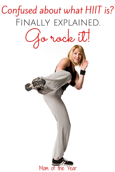 Desperate to lose weight and get in shape, but your busy mom life isn't cooperating? Try this 10 Minute HIIT Workout and get yourself leaned and toned up in no time! These moves are straight-forward, easy and done within your own home without any additional equipment--a total win! Plus, try this secret trick to start shedding those pounds like a boss!