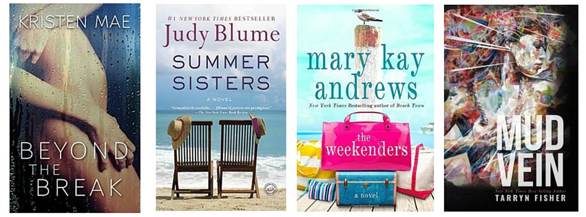 Looking for the perfect beach book or captivating read to get lost in this season? We've got the list of the top 20 books that belong on your summer reading list. They all come with the reason WHY you need to snatch them up, not to mention this INCREDIBLE giveaway--11 books, a $225 Amazon giftcard. | Sisterhood of the Sensible Moms