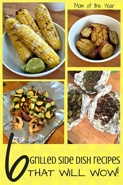 Grilled side dish recipes for your summer meals the mom for Side dish recipes for grilling out