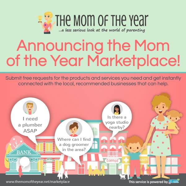 Need a service for your home, but not sure where to look or where to start? Need the cheapest price available? Check out this sweet mom's concierge service! It's an online marketplace designed to get you help with one sweet click. Seriously, it so easy and so helpful--you have to check it out! Also, bonus--it's totally free! Enjoy!