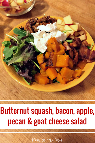 Fall Inspired Salads The Mom Of The Year