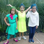 DIY Inside Out Halloween Costumes