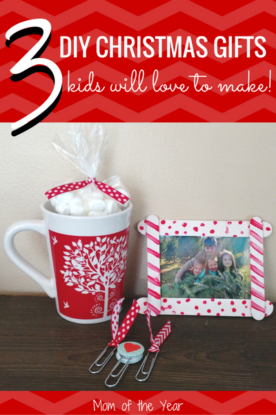 3 Easy, Cheap DIY Holiday Gifts Kids Will Love to Make ...