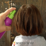 Natural DIY Lice Prevention Spray