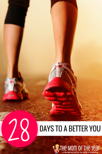 Keeping fit in middle-age is a beast! Try these tried and true 28-day tips to a lean and fit body and relax in your own hotness! 28 Days a better you is here!