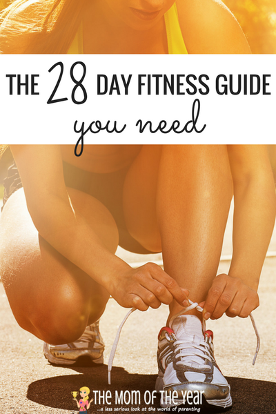 Keeping fit in middle-age is a beast! Try these tried and true 28-day tips to a lean and fit body and relax in your own hotness! 28 Days to a better you are here!