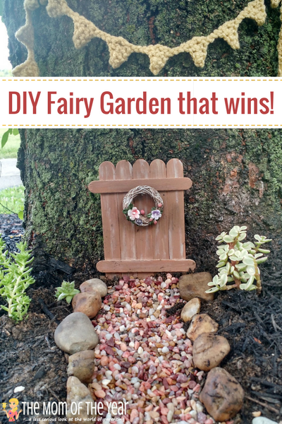 Have you heard about the magic of fairy gardens? Here's the simple how-to you need to craft your own DIY fairy garden at your own home! With these fab ideas, for pretty, simple, whimsical and cheap fairy garden accessories, your little fairies will be delighted and feel most at home!