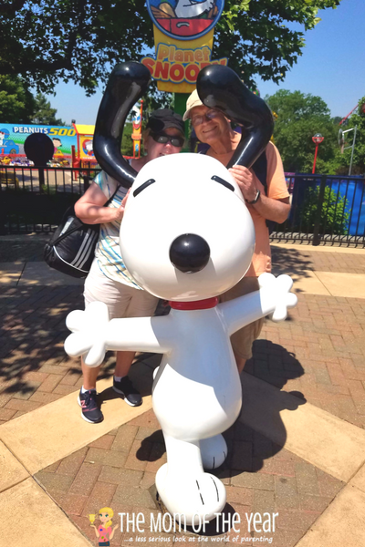 This is the perfect summer day trip! Visit Dorney Park and Wildwater Kingdom for family-friendly fun you will long remember! Go make some special family memories at this cool amusement park! Plus, the 5 unique reasons this is the best place to spend the day!