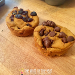 Blender Honey Muffins
