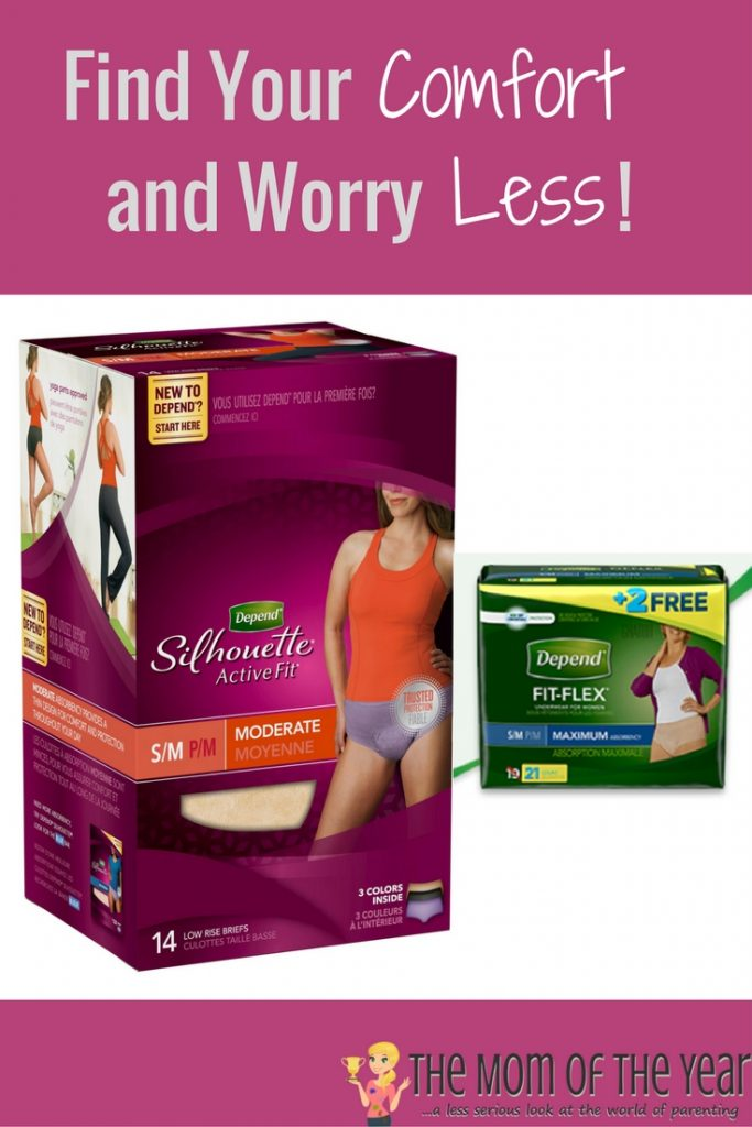 Incontinence struggles? You're NOT alone! And you MUST check these new products out--they are genius! Feel confident as you tackle your day, mama!
