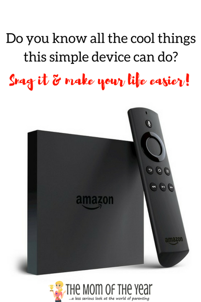 Have an Amazon Firestick in your home? It's fantastic, I know! Check out all the cool new things you can do with it HERE and fall in love with modern technology!