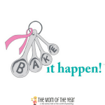 Breast Cancer Cure: Bake It Happen!