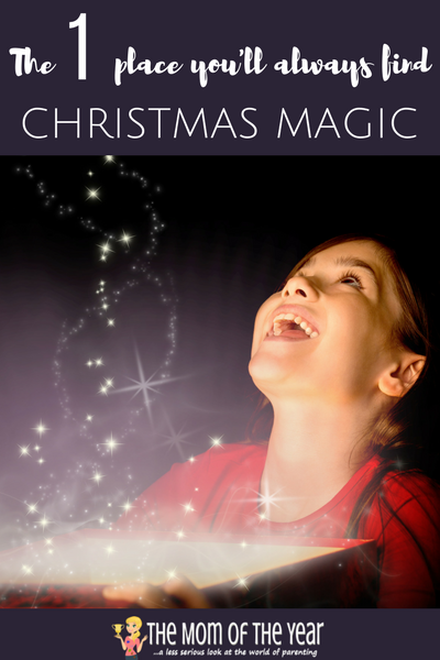 Searching for Christmas magic and holiday spirit? This is a super-smart take on how to find it--without ANY extra work, and crazy life with kids included! Read this, mama and bring on the Christmas cheer and inspiration!