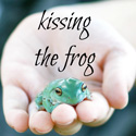 Kissing the Frog @lifewiththefrog @meredithspidel